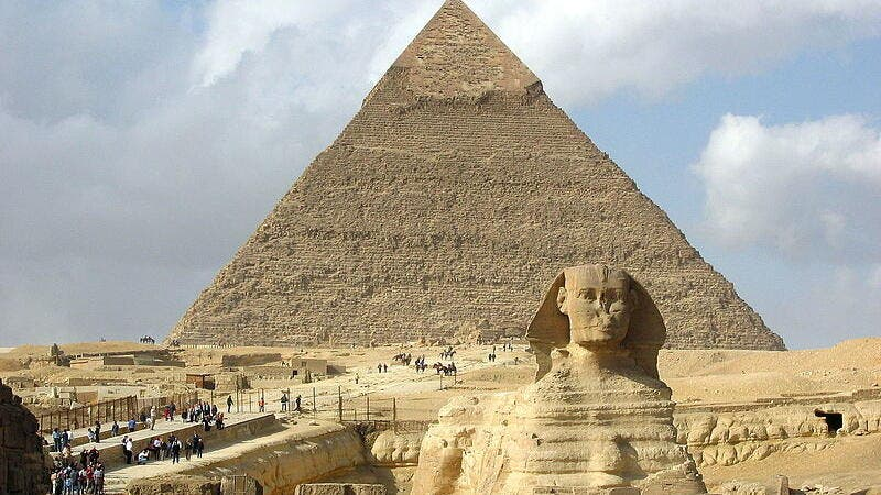 Greek investments will help back Egypt's declining economy. (Wikimedia)