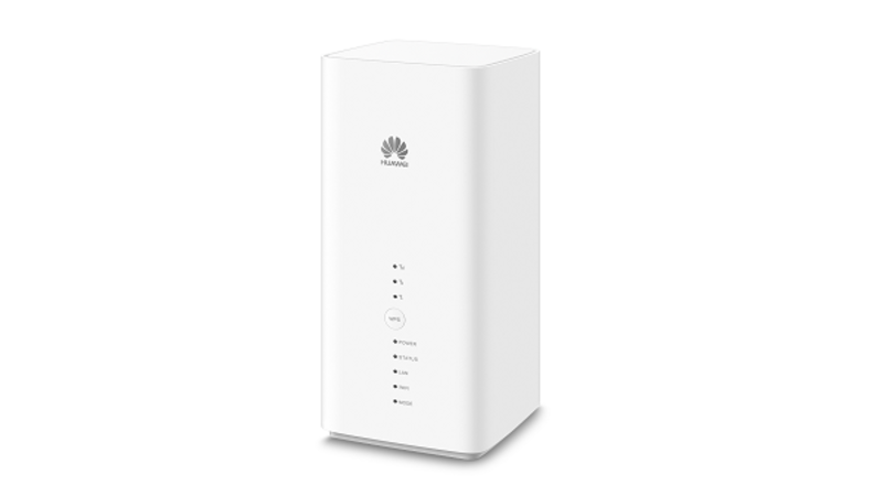 Say hello to Huawei's lightning-fast routers.