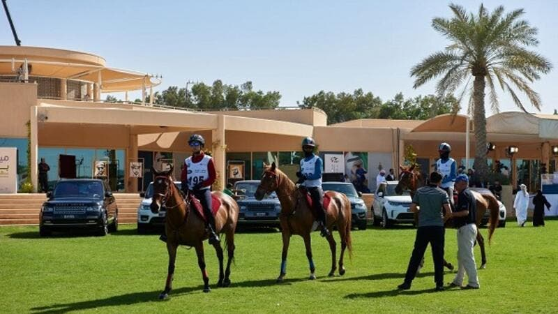 Al Tayer Motors sponsorship with Gamilati Endurance Cup for Mares