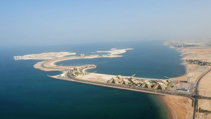 Al Marjan Island will put the spotlight on the competitive advantages offered by the Emirate of Rash Al Khaimah.