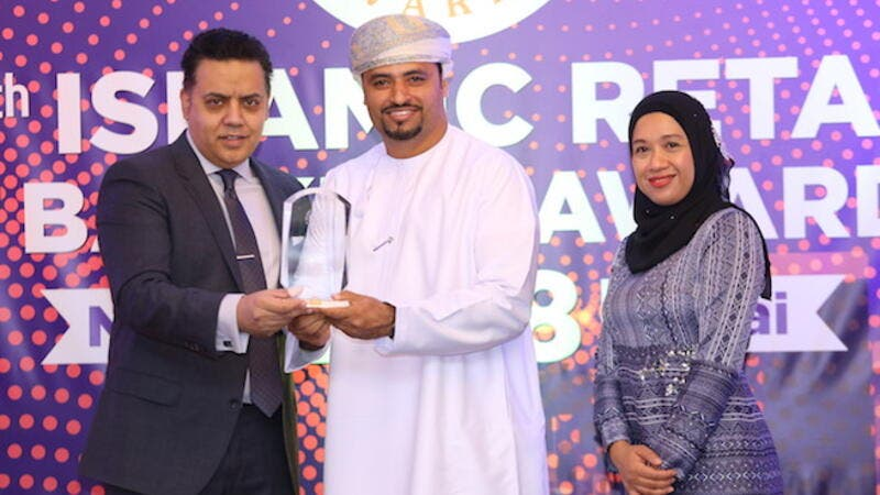 Bank Nizwa, Oman's leading Islamic bank was named 'Strongest Islamic Retail Bank' in the Sultanate at the Islamic Retail Banking Awards (IRBA) 2018.
