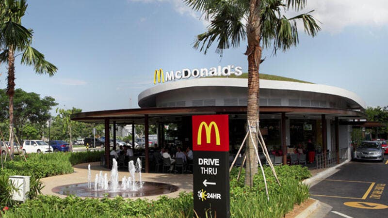 Lionhorn boasts more than 20 years of experience as the Developmental Licensee (DL) for the nearly 100 McDonald's restaurants in the Western and Southern regions of Saudi Arabia. (Twitter)