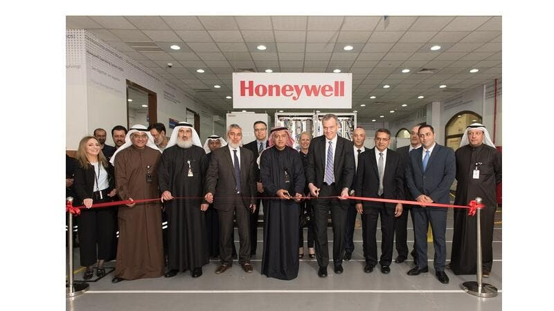 Honeywell Opens Kuwait's First In-Country Manufacturing and Testing