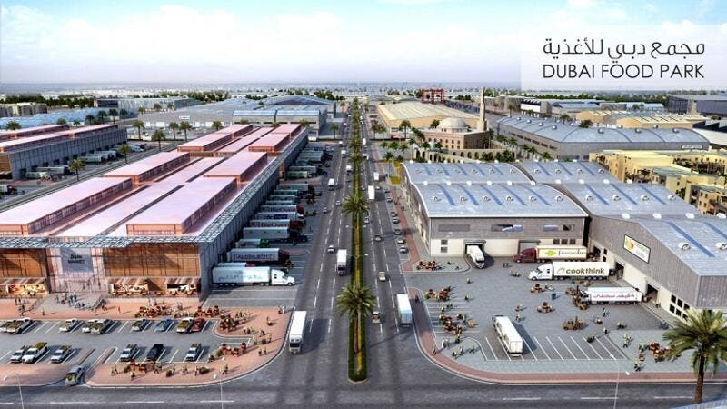 The Dubai Food Park will occupy around 48 million square feet and play a vital role in supporting food security in the UAE. (WAM)
