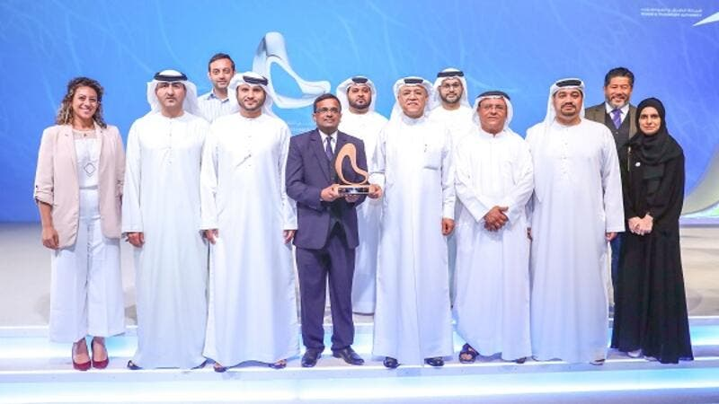 ENOC Group wins Dubai Award for Sustainable Transport 2018