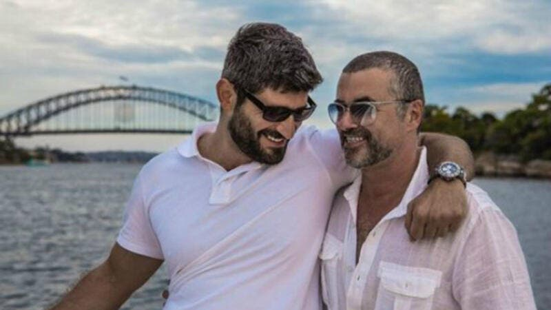 The singer's ex-boyfriend Fadi Fawaz is ignored in George Michael's will (Source: Instagram - @fadifawaz)