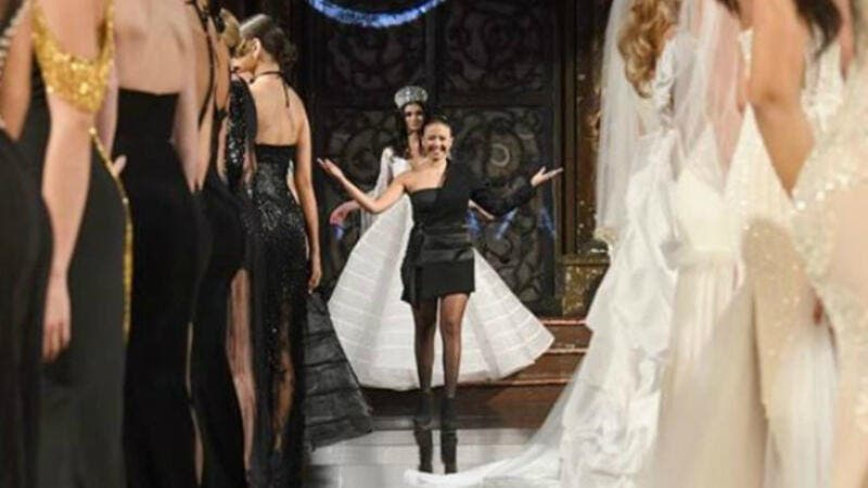 The Young Egyptian Fashion Designer Farida Temraz Will Be Taking Over Beirut With Her Latest Collection Tonight Al Bawaba