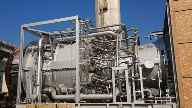 GE Provides Advanced Gas Turbine & Services for Iraq's Al Qudus Power Plant