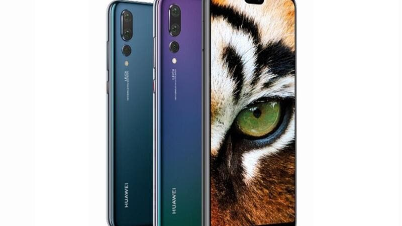 HUAWEI P20 Pro delivers better detail and less noise, making it the smartphone of choice for any kind of photo or video shooting in low-light.