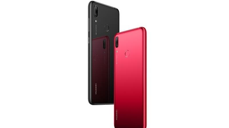 Huawei Launches Huawei Y7 Prime 2019, the Stylish Smartphone