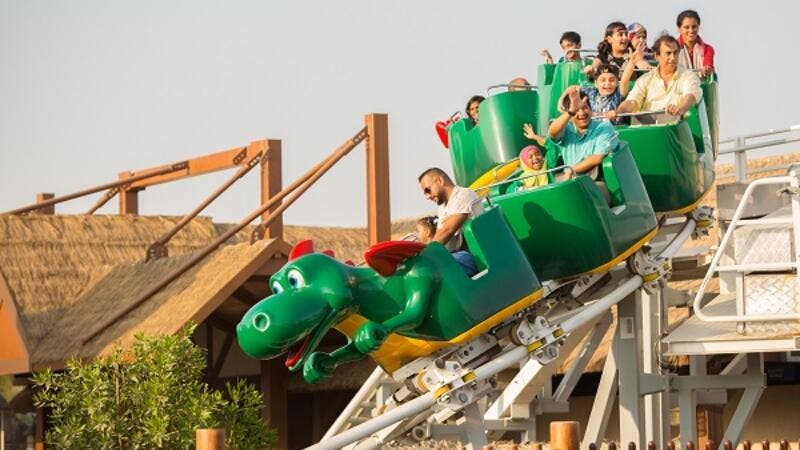 Dubai Parks has launched its winter season! Are you ready for some fun?
