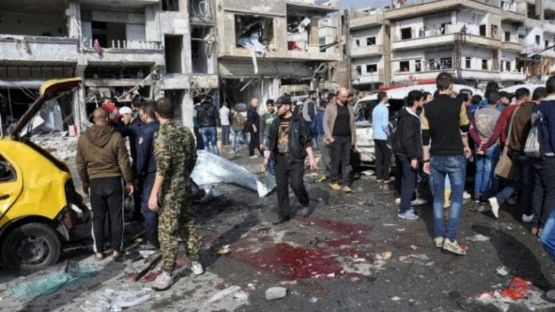 Car Bomb in Syria (AFP/File Photo)