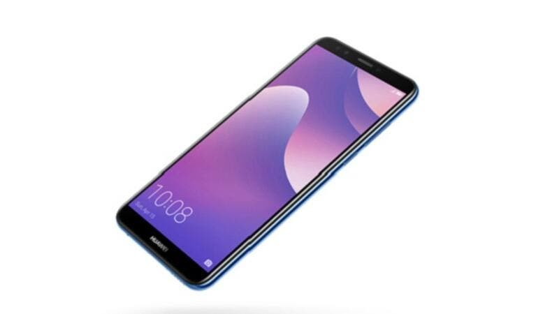 HUAWEI Y7 Prime 2018 fits the impressive 5.99-inch HD+ HUAWEI FullView Display into the 5.5-inch compact body which traditionally houses a 16:9 screen.