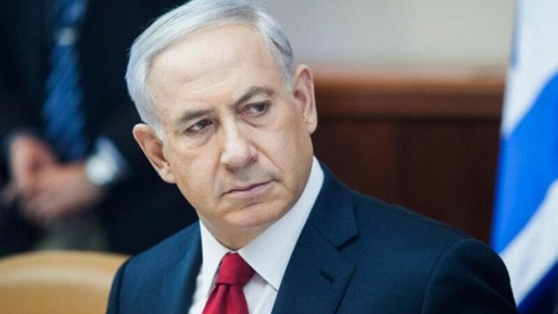 Israeli Prime Minister Benjamin Netanyahu has rejected a proposal by France for peace with Palestine. (AFP/File)