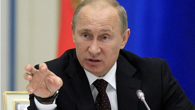 Russian President Vladimir Putin has changed his stance on keeping Assad in power in Syria. (AFP/File)