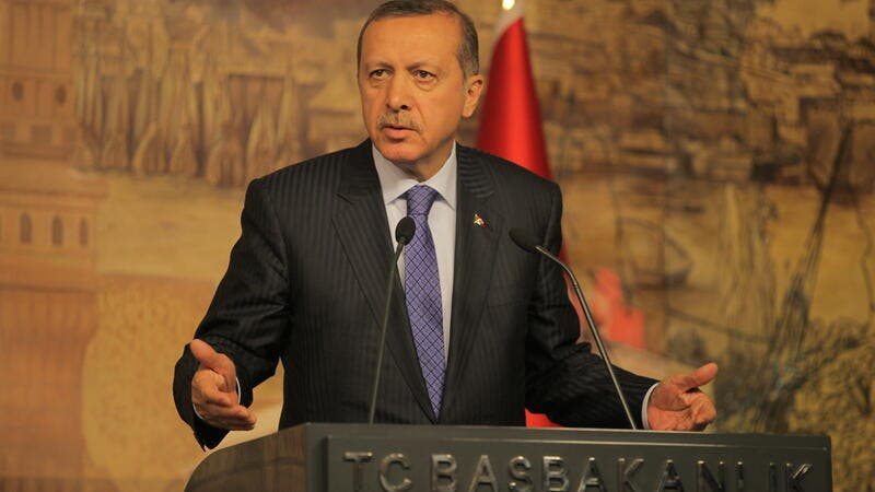 Turkish President Recep Tayyip Erdogan (Shutterstock/File Photo)