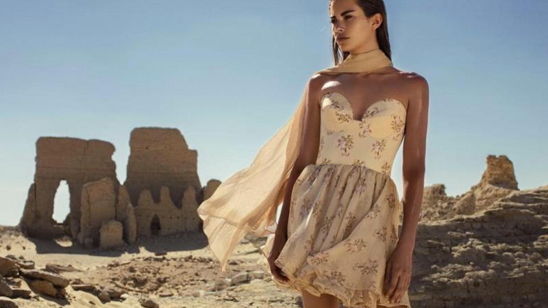 Designer Norine Farah Nominated To Represent Egypt At World Fashion Week Paris 2016 Al Bawaba
