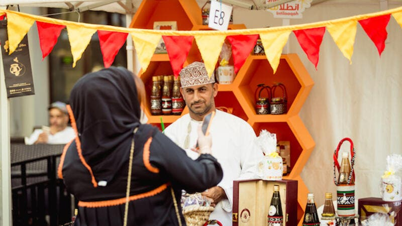 Shell Intilaaqah's 'Aspire and Inspire' Entrepreneurs Thrive at Souq