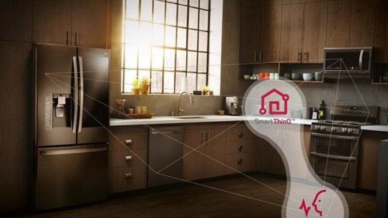 LG Electronics' host of connected appliances take the hassle out of household chores, giving women more free time to enjoy life.