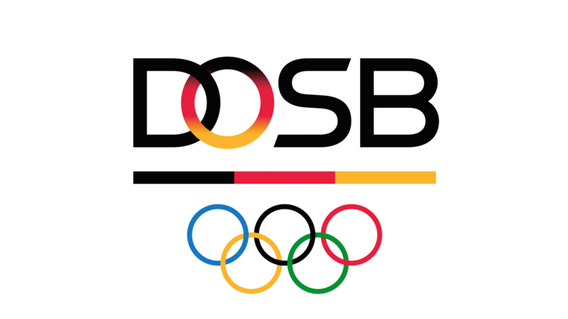 The German Olympic Sports Confederation logo
