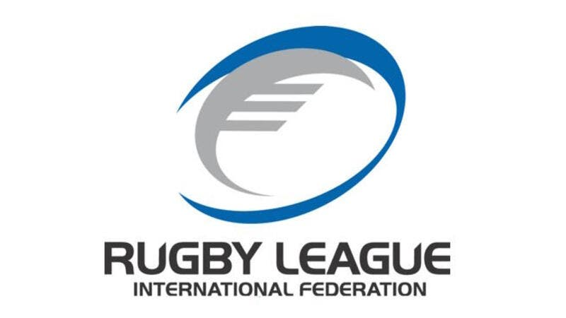 International Rugby League Federation logo