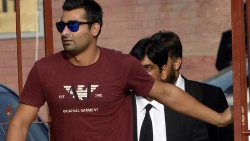 PCB's anti-corruption tribunal had banned him for his role in spot-fixing during the second edition of PSL