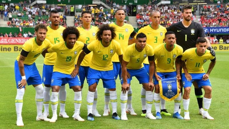 Brazil's Schedule in Saudi Arabia This Week | Al Bawaba