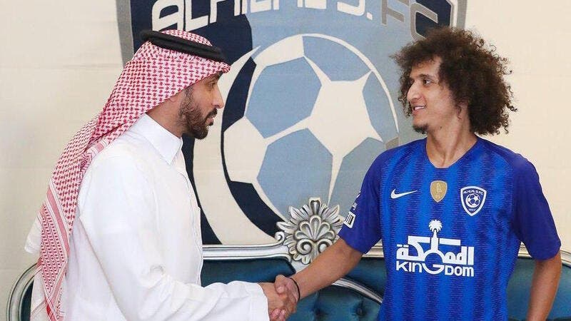 Omar Abdulrahman signs for Al Hilal