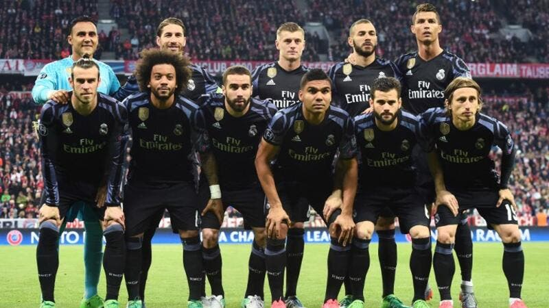 Real Madrid among the teams to play in the UAE in December