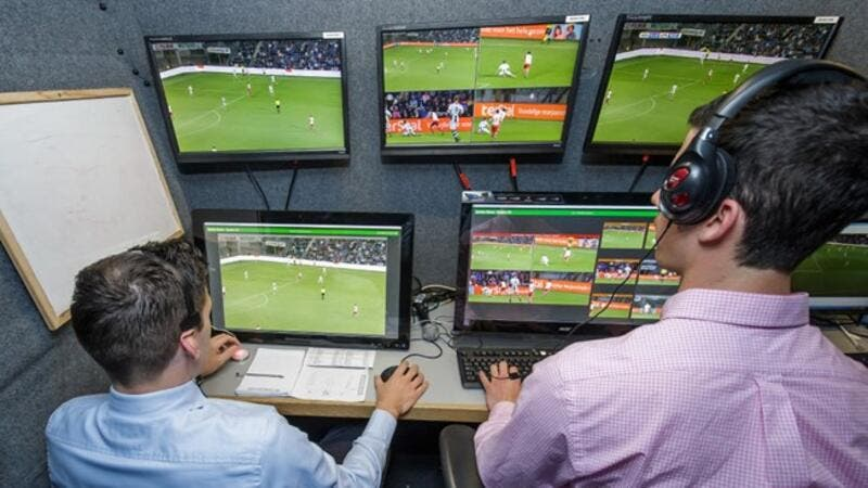 QFA referees have demonstrated a good understanding of the requirements needed to apply the technology correctly, and this is a result of the efforts they have made during previous VAR training.