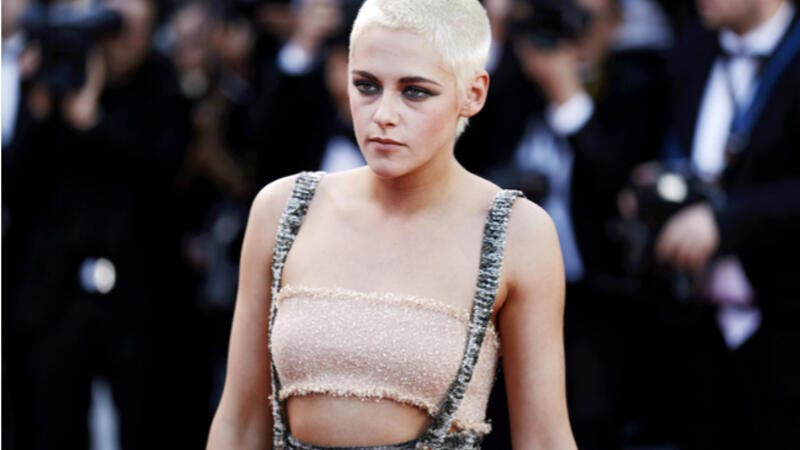 "Kristen Stewart has been cast as actress Jean Seberg in ""Against All Enemies."" (Source: Andrea Raffin - Shutterstock)"