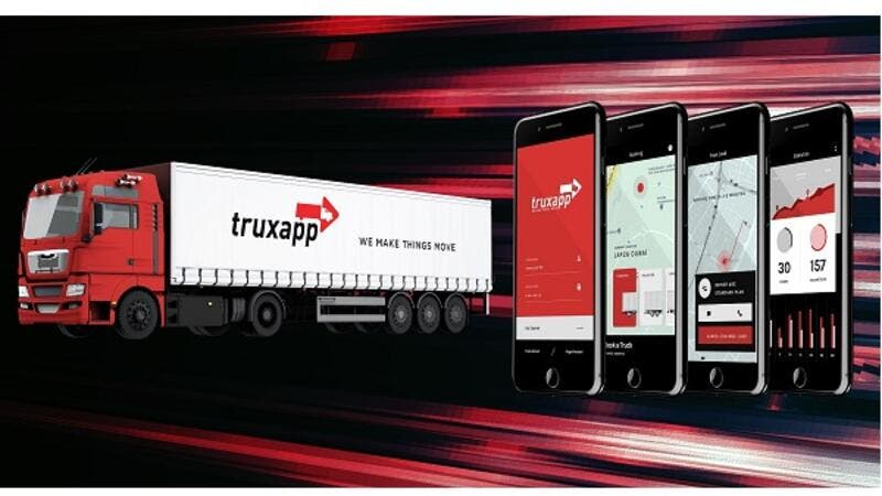 Truxapp already boasts 20,000 trucks listed in the GCC and growing, along with a steady list of Blue Chip Clients across various sectors.