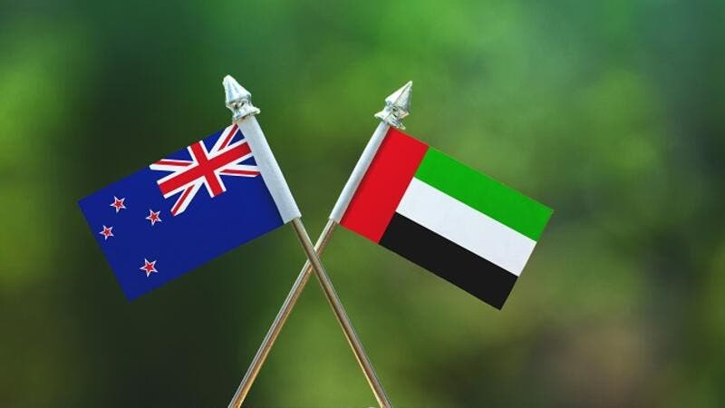 UAE's cooperation ties with New Zealand have borne fruit over the past period. (Shutterstock)