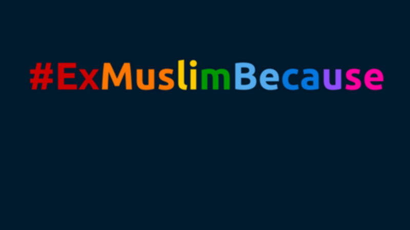 An image used by the Council of Ex-Muslims of Britain in a social media campaign (Wikimedia Commons)