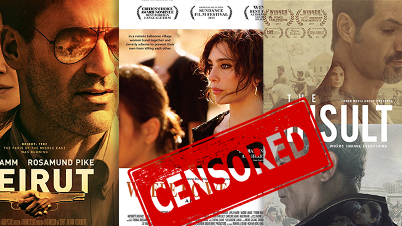 In Lebanon cinema is constantly subjected to a strict censorship scheme that ranges from the mere deletion of a few scenes, to the banning of an entire movie.