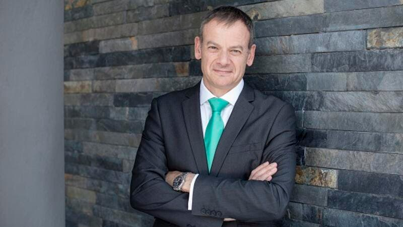 Pieter Bensch, Executive Vice President, Africa and the Middle East at Sage