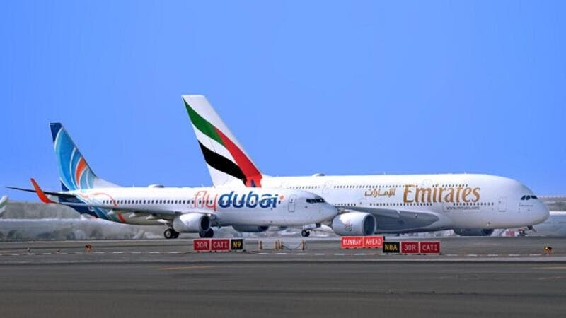 Emirates and flydubai revealed today strong passenger numbers for the first six month.