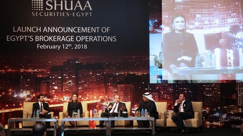The official launch of the SHUAA Capital's activities in Egypt coincided with its recent 2017 earnings announcement, whereby it reported AED 74 million in profits.