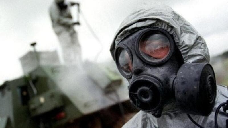 More than two years after a historic US-Russia deal to move chemical weapons out of Syria, a UN fact-finding mission has said they have been destroyed. (AFP/File)