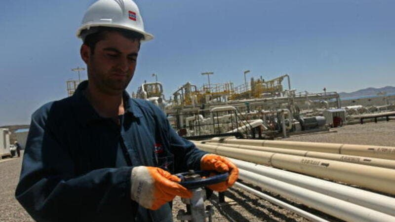 Iraq builds pipelines and storage terminals in its $1 trillion planned infrastructure program