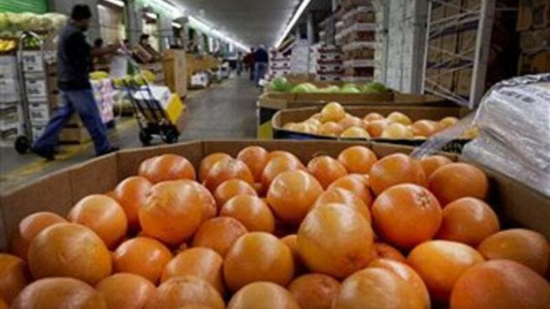 15 countries exported $1,121 billion worth of food, holding an 81.5 per cent share of the world's exports in 2012
