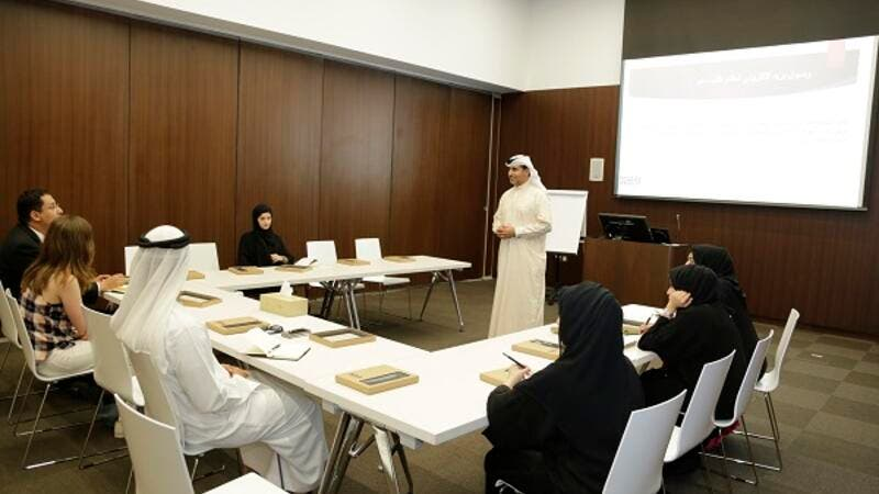 Services enhancement team meets with six government entities to learn from their ideas and suggestions for upgrading the Authority's support services