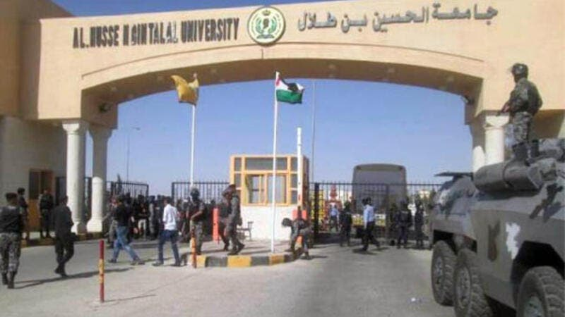Four students have died following violent clashes involving firearms at a university in Jordan