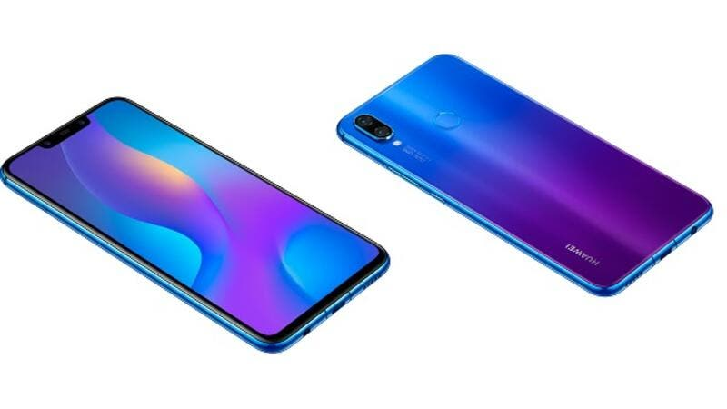 HUAWEI nova 3i has two front cameras, the first with 24 megapixels and the second with 2 megapixels, ensuring the best self-portrait experience for users.