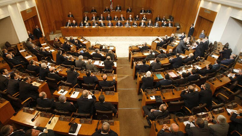 Lebanon's parliament will meet again on March 23 to try for the 37th time to elect a new head of state. (File photo)