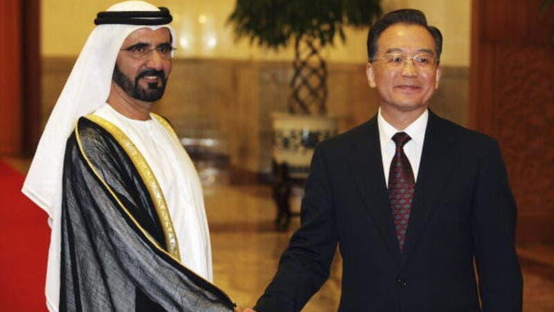 The number of Chinese companies with membership in the Dubai Chamber have increased 18 per cent over the last two years, now totalling over 2,400.