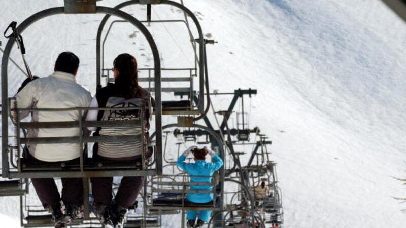 You can ski in a single day in Lebanon, but can you fit in a swim too?