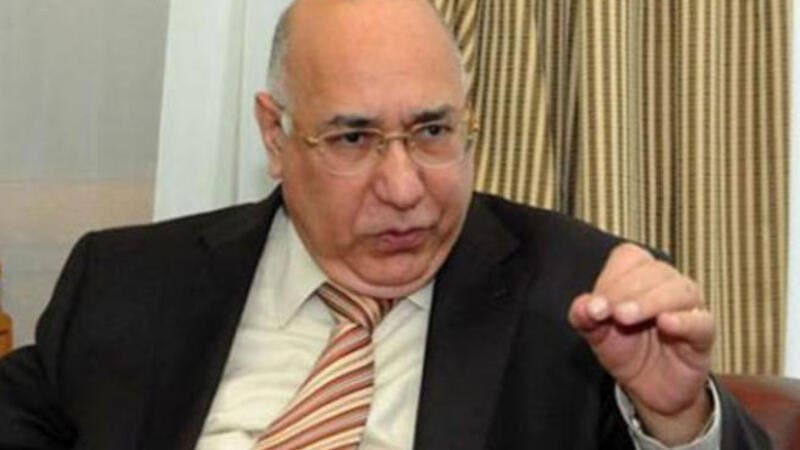 Egypt's finance minister Momtaz El-Said (Photo: Al-Ahram)