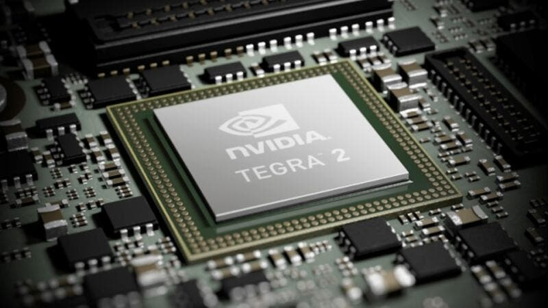 The Tegra 2 chip