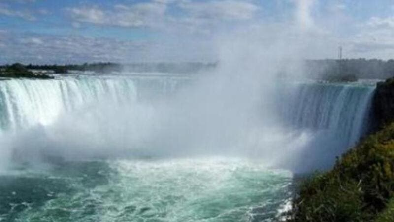 Niagara Falls and the Islamic Holy Month of Ramadan are both astounding and beautiful to see.